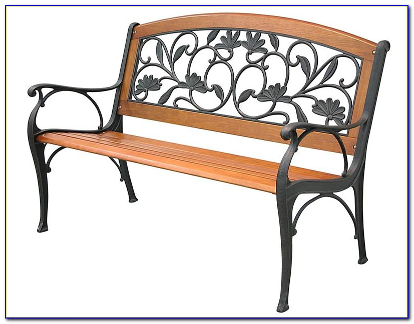 Cast Iron Outdoor Furniture Antique