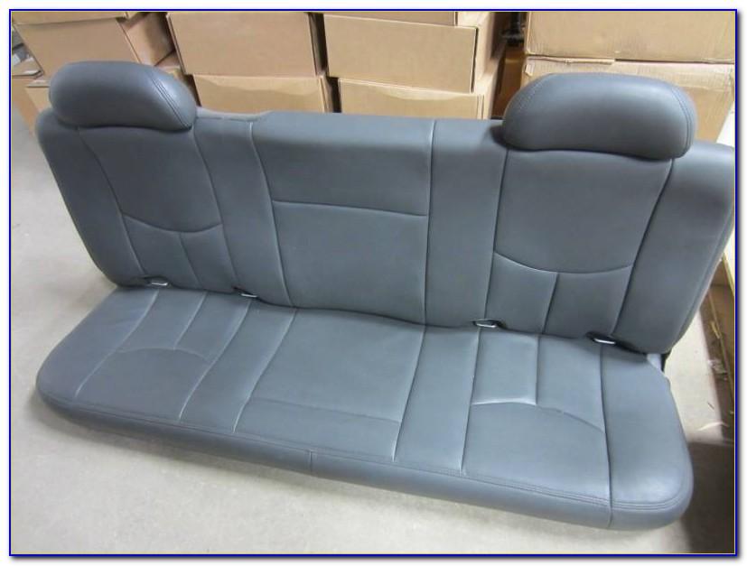 Chevy Silverado Bench Seat Consoles