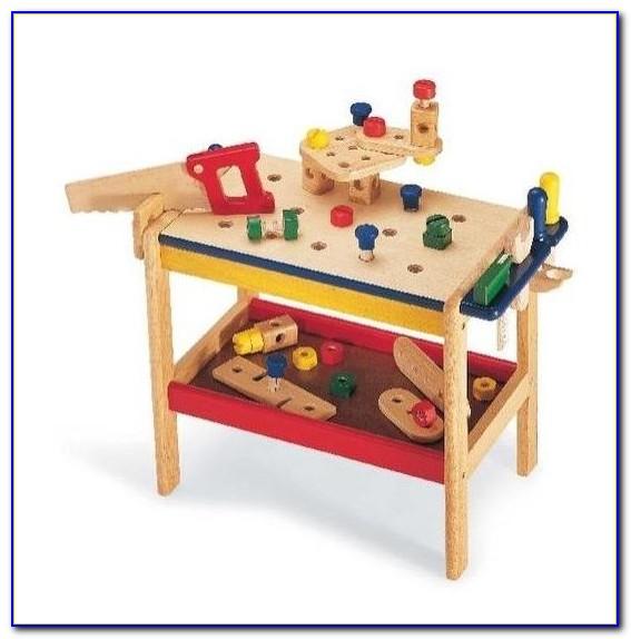 Childrens Wooden Workbench Uk