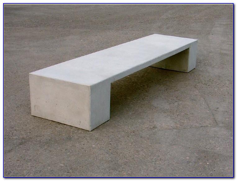 Concrete Garden Benches And Tables