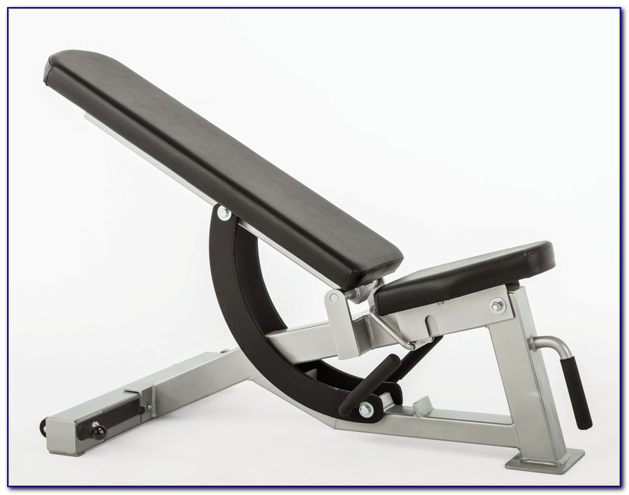 Confidence Fitness Adjustable Weight Lifting Bench