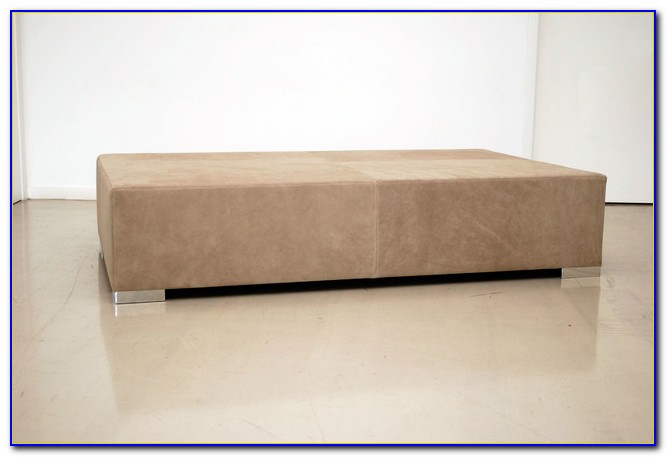 Contemporary Ottomans And Benches