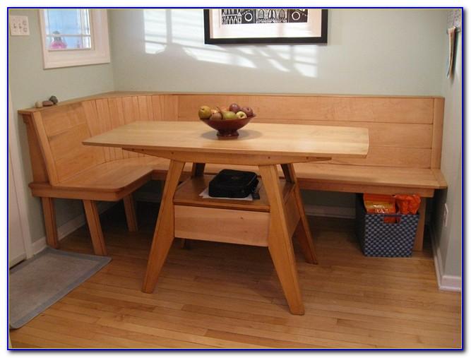 Corner Bench Seat Kitchen Table