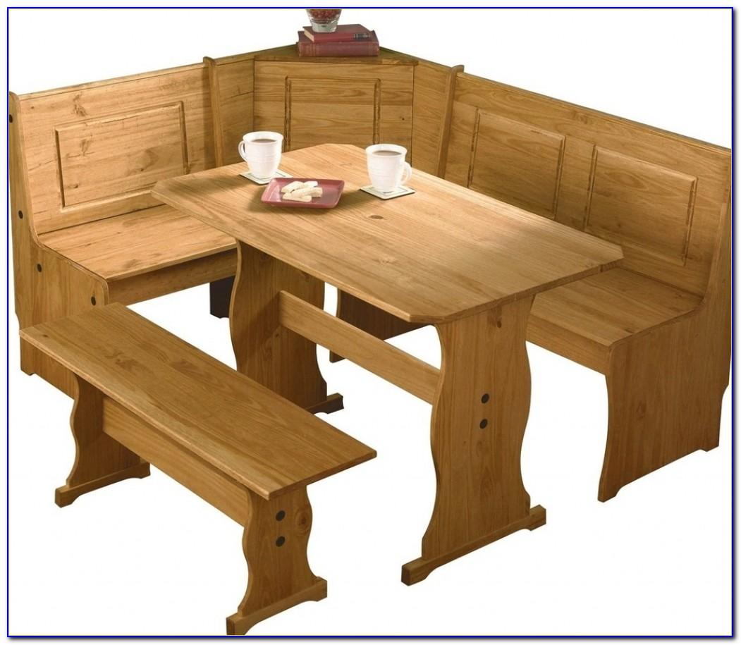Corner Bench Seating Kitchen Table