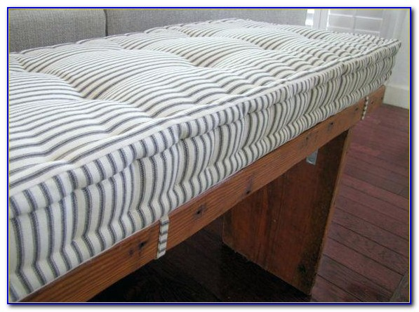 Custom Bench Cushions Indoor Uk