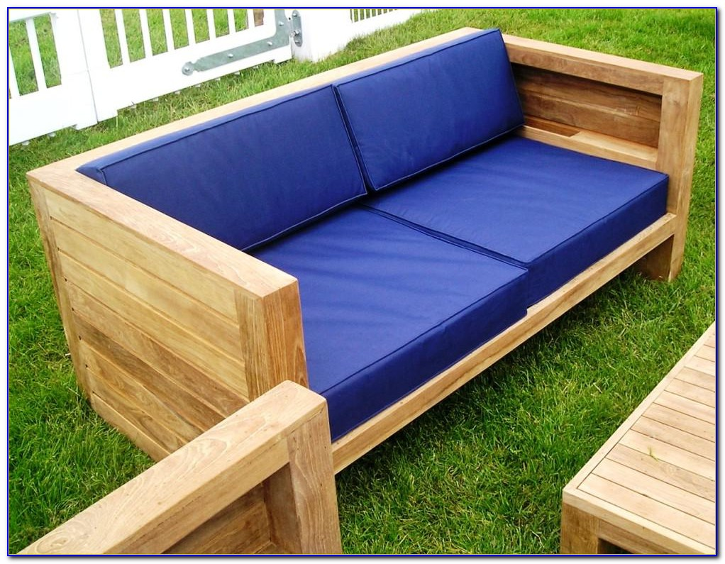 Custom Outdoor Bench Cushions Uk