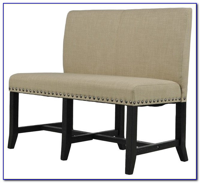 Dining Benches With Backs Upholstered