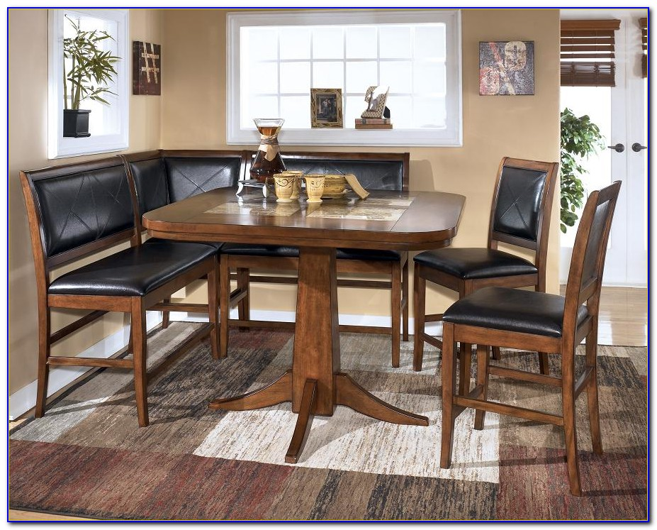 Dining Room Corner Bench Set