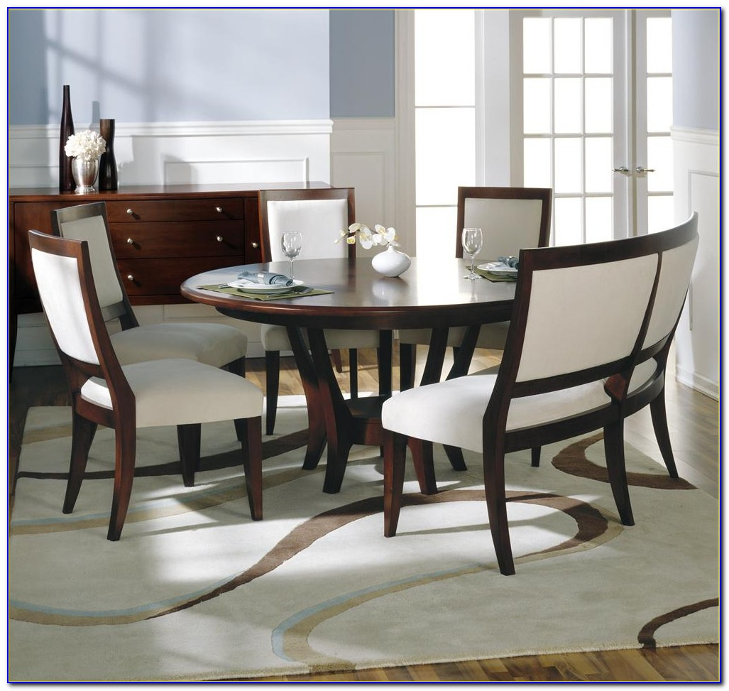 Dining Room Set Bench Seats