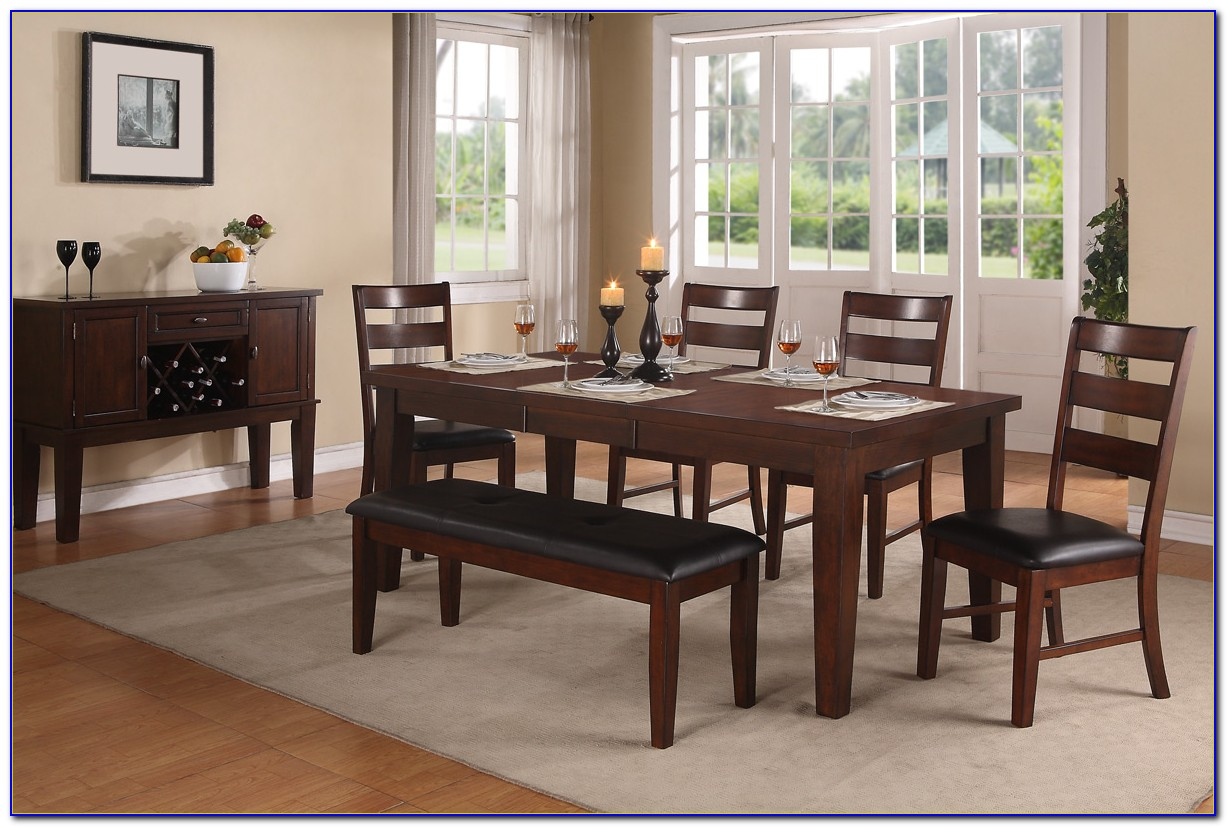 Dining Table Bench Seat With Storage