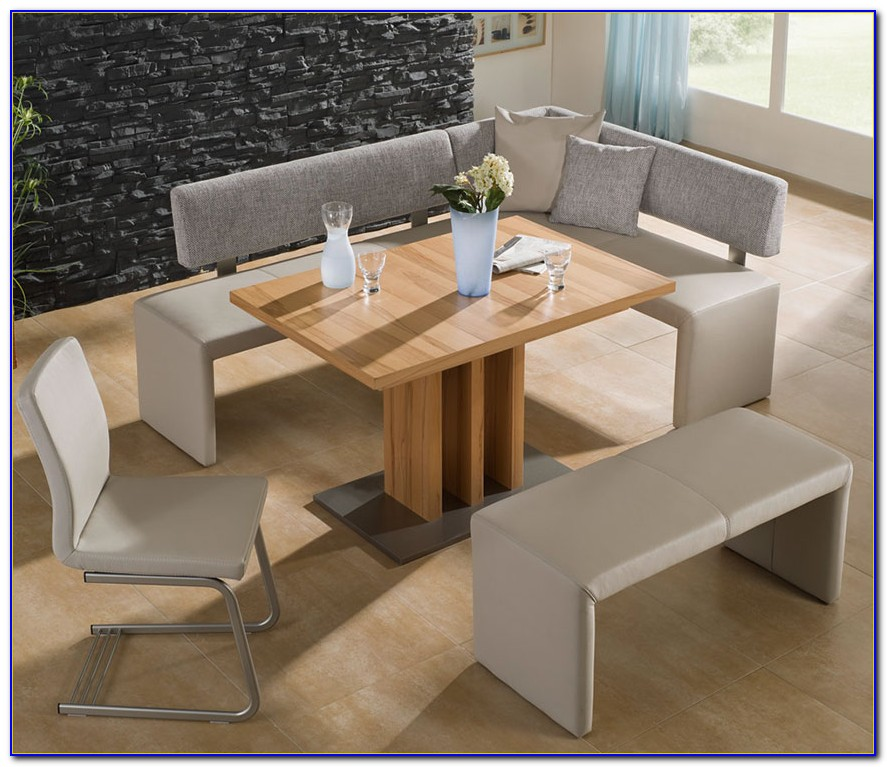 Dining Tables With Bench Seating