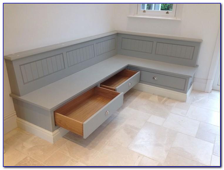 Diy Kitchen Bench Seat With Storage