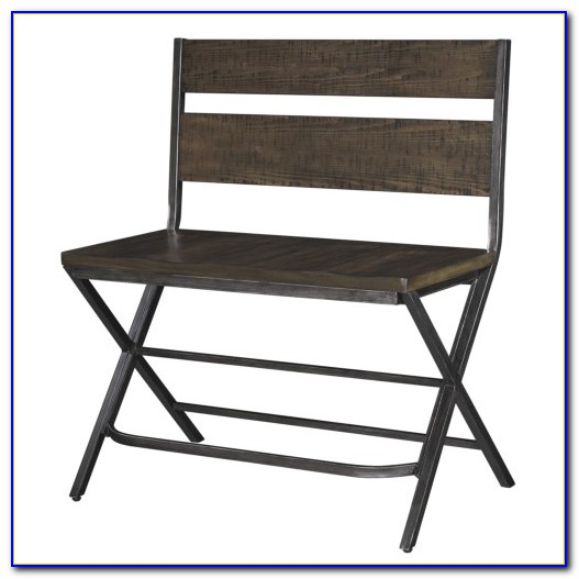 Double Bar Stool Bench