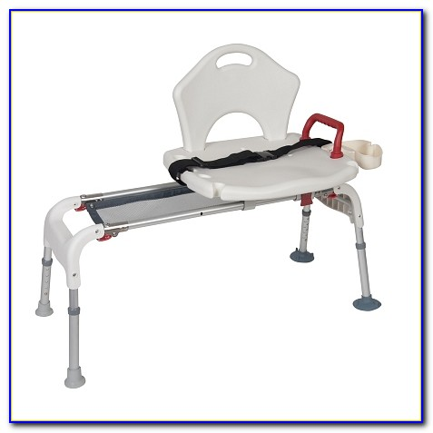 Drive Medical Bath Bench With Arms