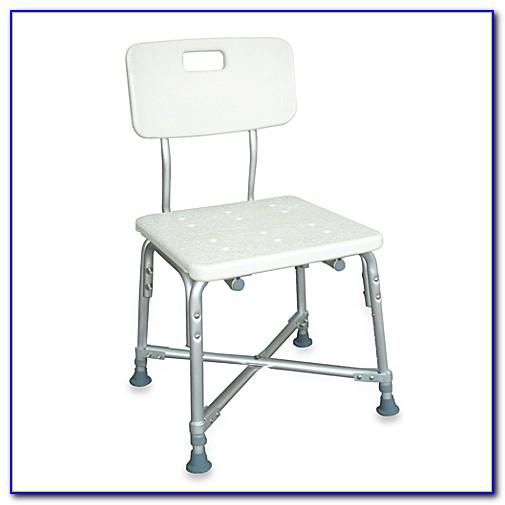 Drive Medical Teak Bath Bench
