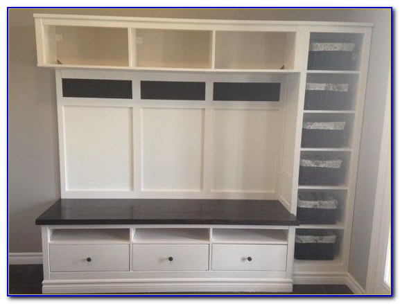 Entry Bench With Storage Ikea