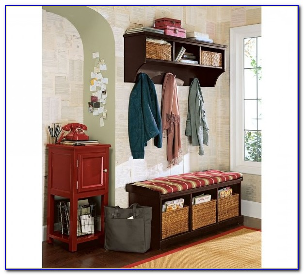 Entry Storage Bench Seat