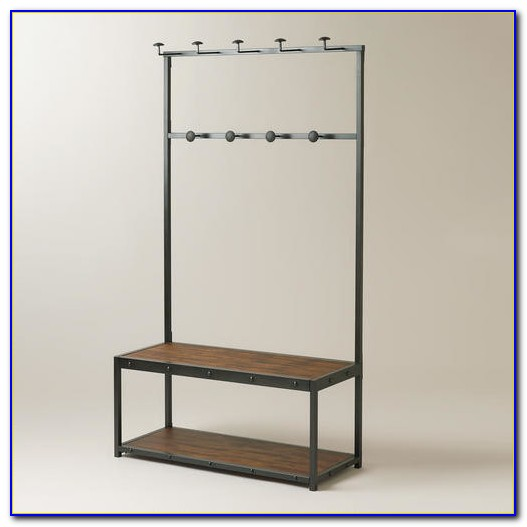 Entryway Bench Coat Rack Plans