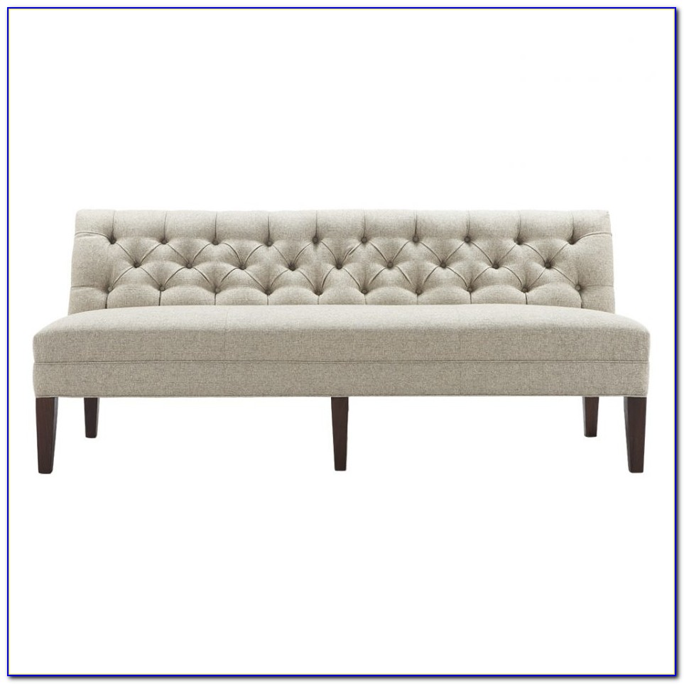 Extra Long Upholstered Dining Bench
