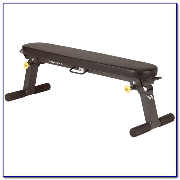 Fold Flat Weight Bench