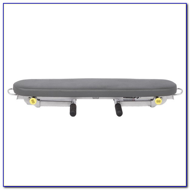 Fold Up Flat Weight Bench