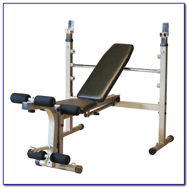 Folding Incline Decline Weight Bench