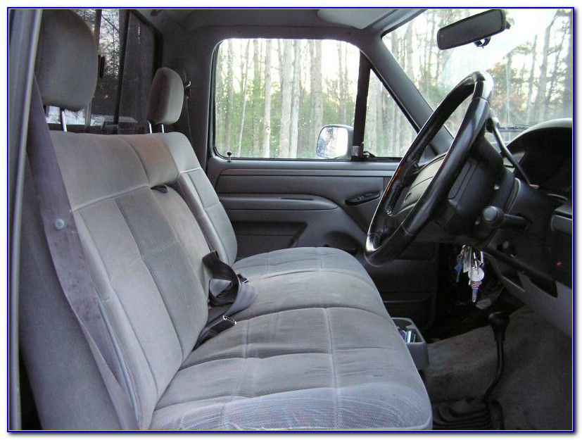 Ford F150 Bench Seat Cover