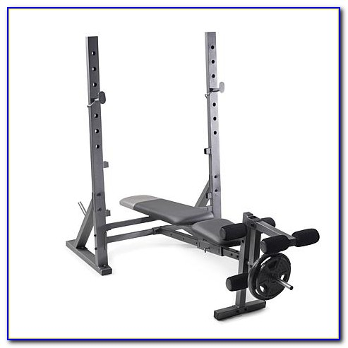 Golds Gym Olympic Weight Bench Xr5