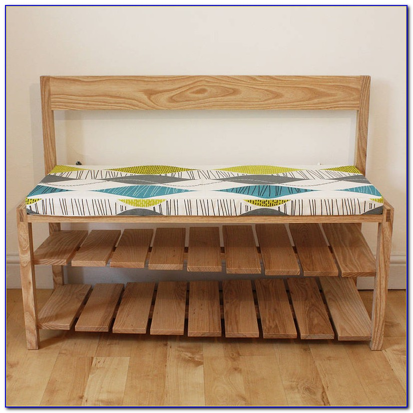 Hall Tree Benches With Storage