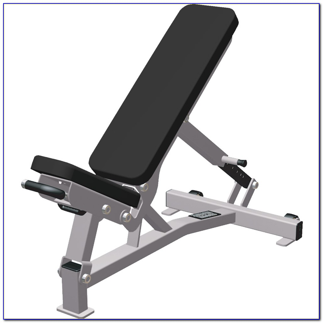 Hammer Strength Adjustable Weight Bench