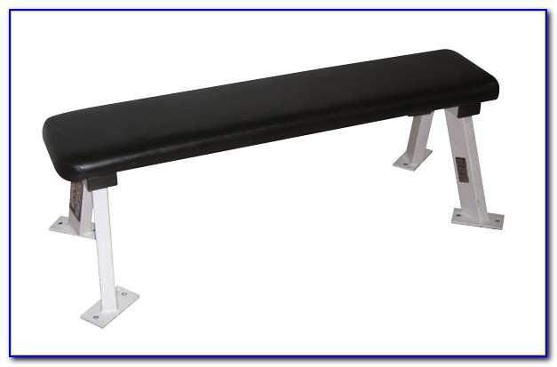 Hammer Strength Flat Bench Press