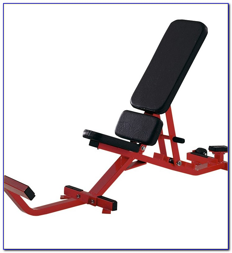 Hammer Strength Weight Bench
