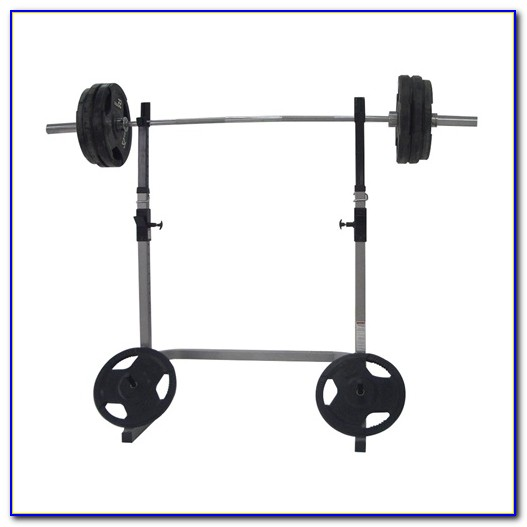 Head Start Squat Rack And Bench Press Combo Stand