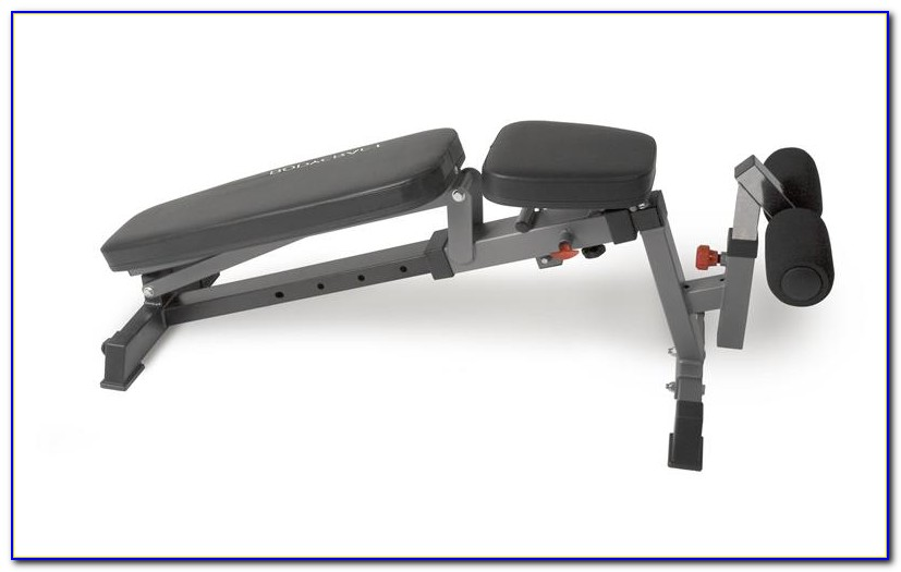Hoist Incline Decline Weight Bench