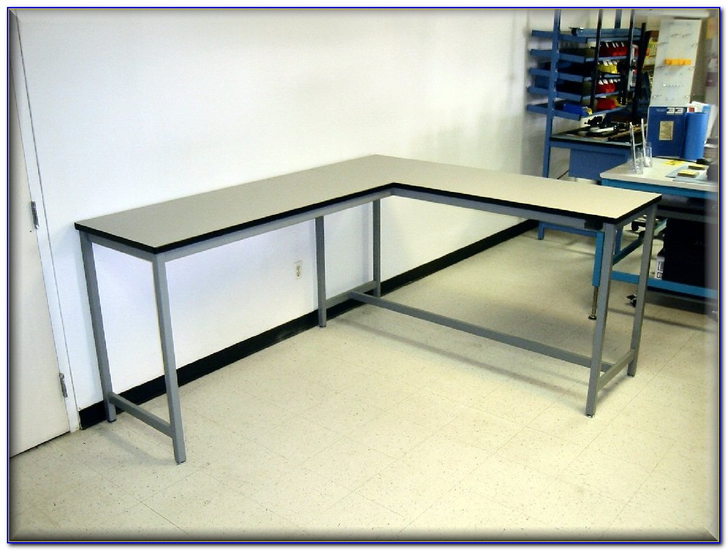 How To Build An L Shaped Workbench