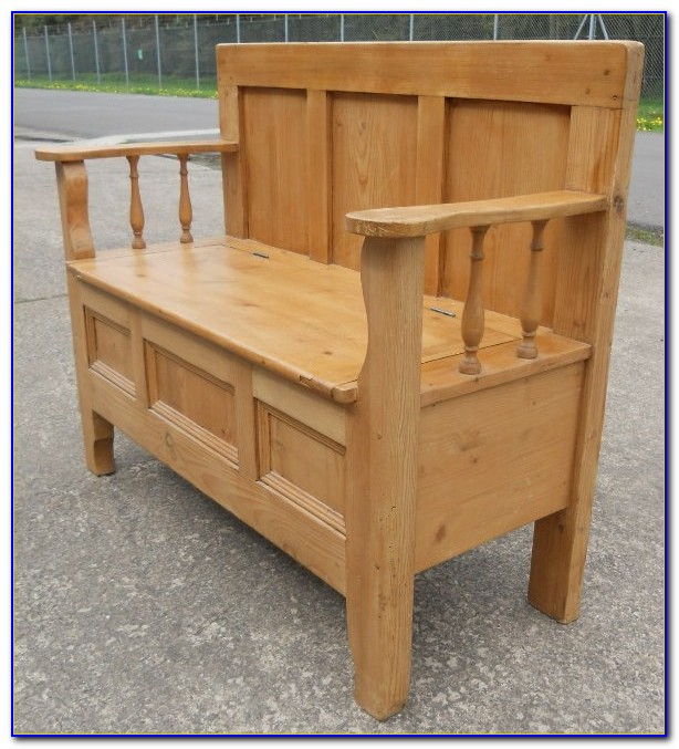 How To Make A Kitchen Bench Seat With Storage