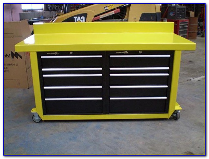Husky Tool Chest Workbench
