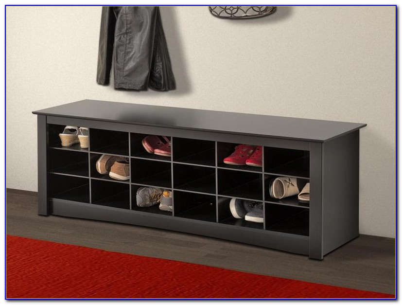 Ikea Hemnes Shoe Rack Bench