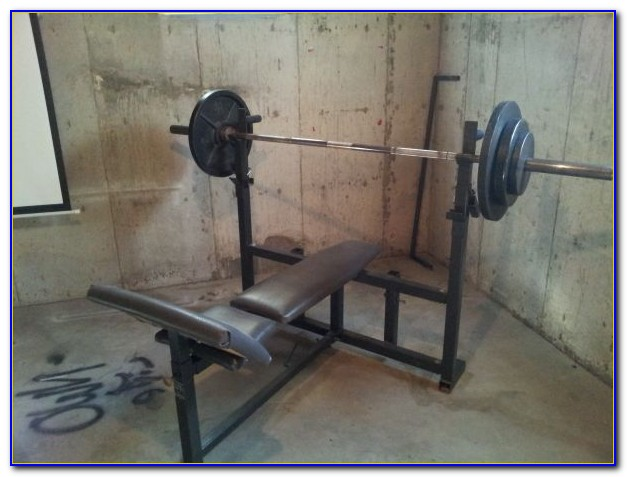 Impex Competitor 390 Weight Bench
