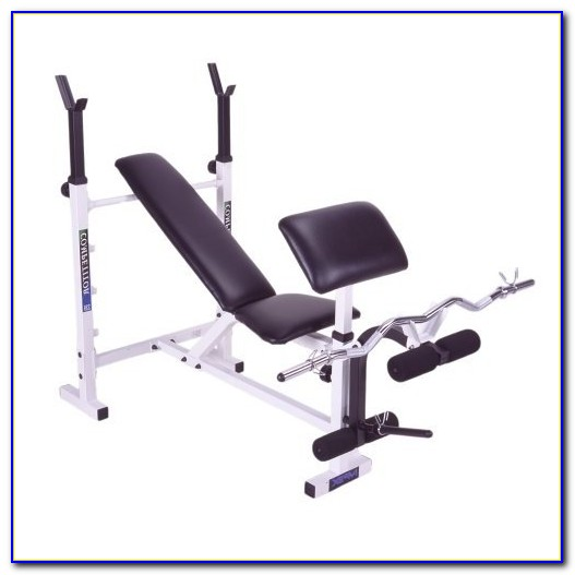 Impex Competitor Weight Bench Cb 204