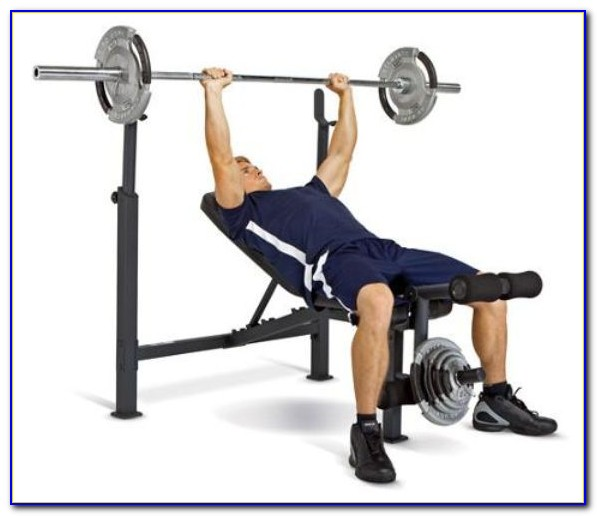 Impex Competitor Weight Bench Manual