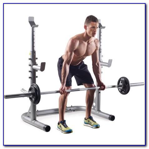 Infiniti Weight Bench Squat Rack System