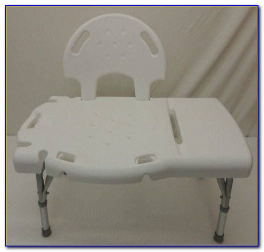 Invacare Tub Transfer Bench 9670