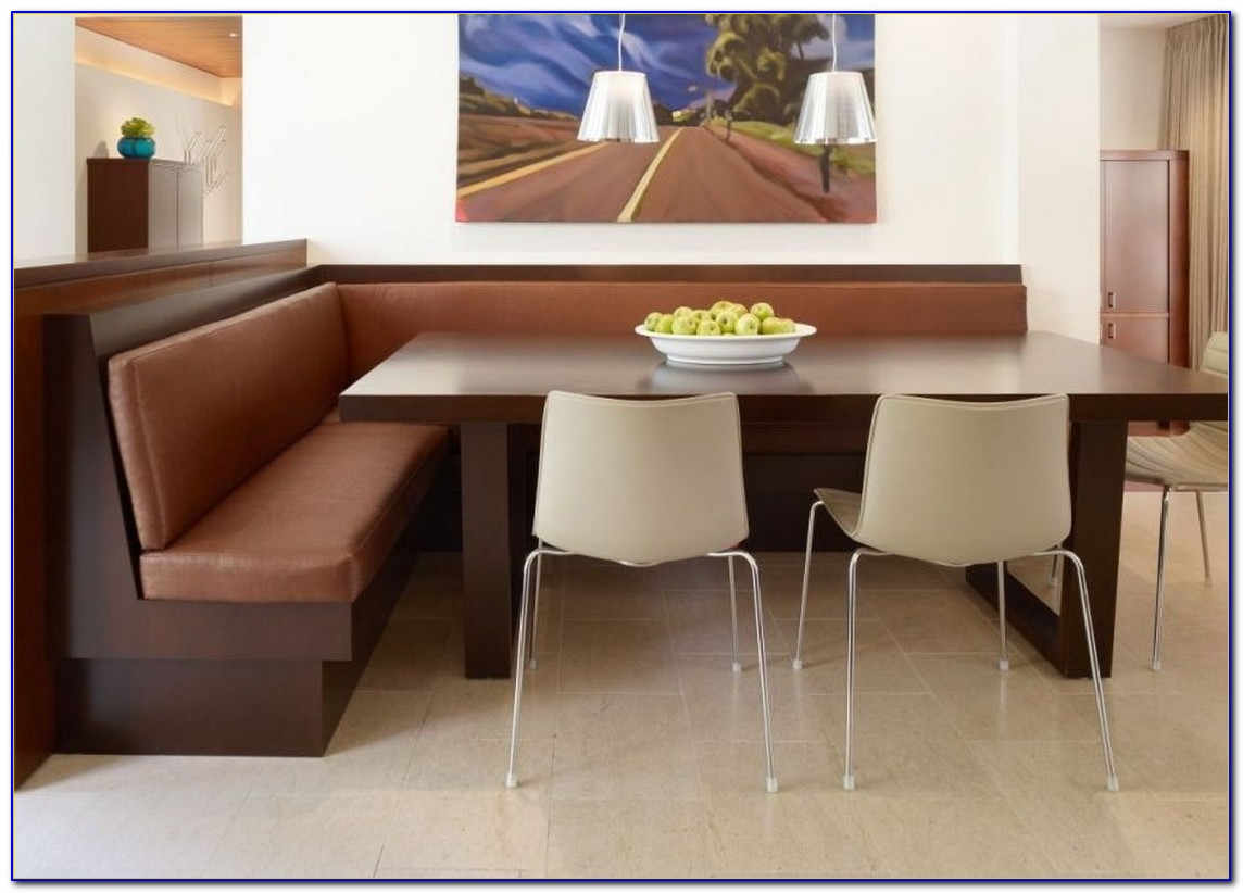 Kitchen Table Corner Bench Set