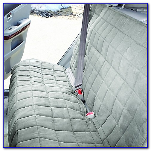 Krunco Waterproof Bench Pet Seat Cover