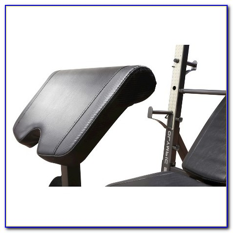 Marcy Diamond Mid Size Bench Manual