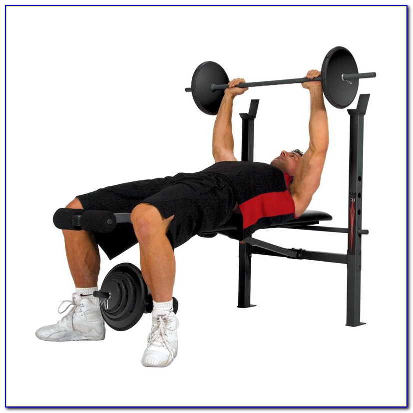 Marcy Diamond Mid Size Weight Bench