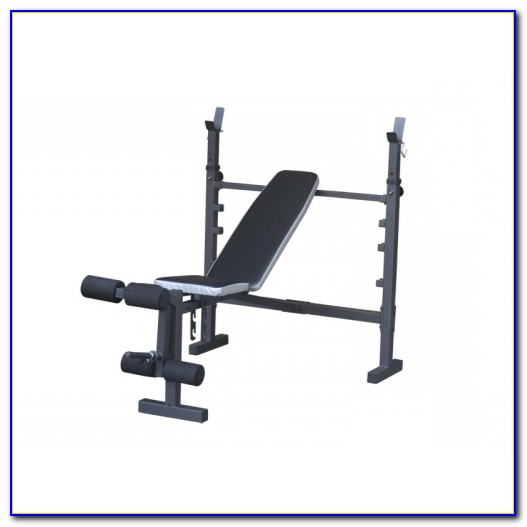 Mid Width Weight Bench