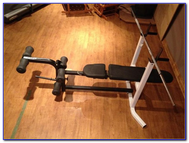 Northern Lights Incline Weight Bench