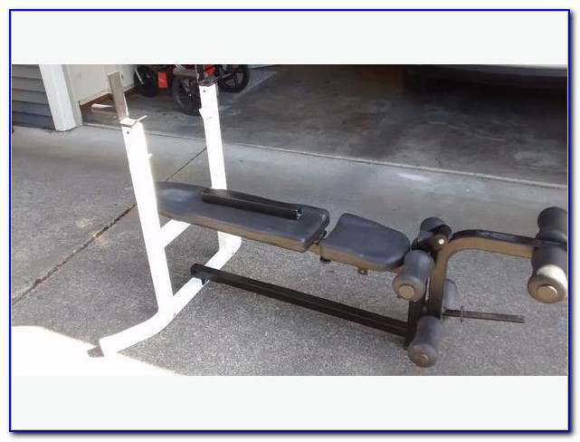 Northern Lights Weight Bench Assembly